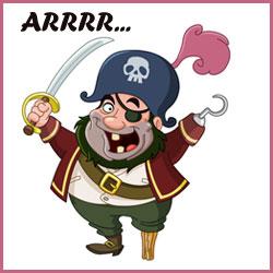 Arrr Pirate