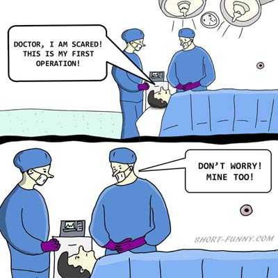 surgeon Operation Joke