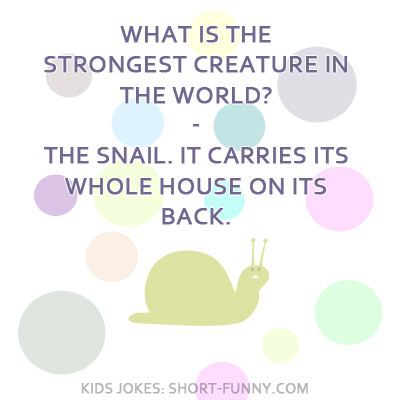 Kids Jokes | Best Jokes for Children | Short-Funny.com