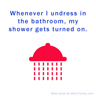 Shower Pun