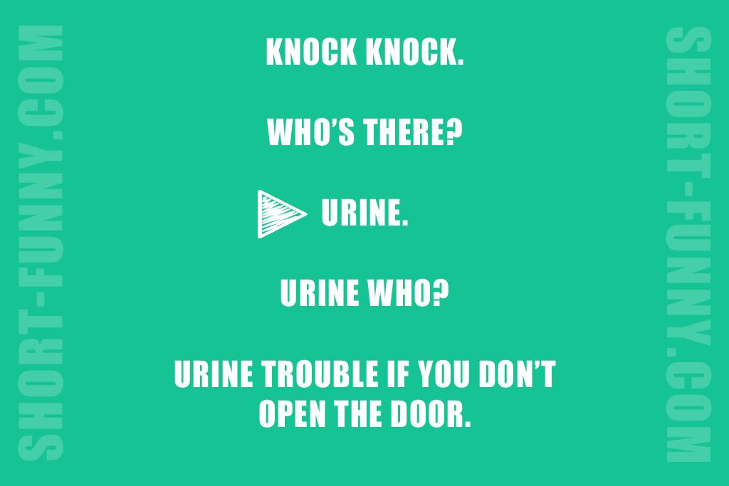 Funny Knock Knock Pun