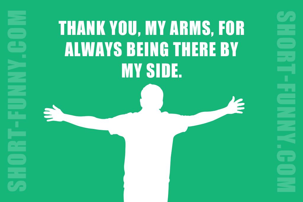 Loyal Arms Joke