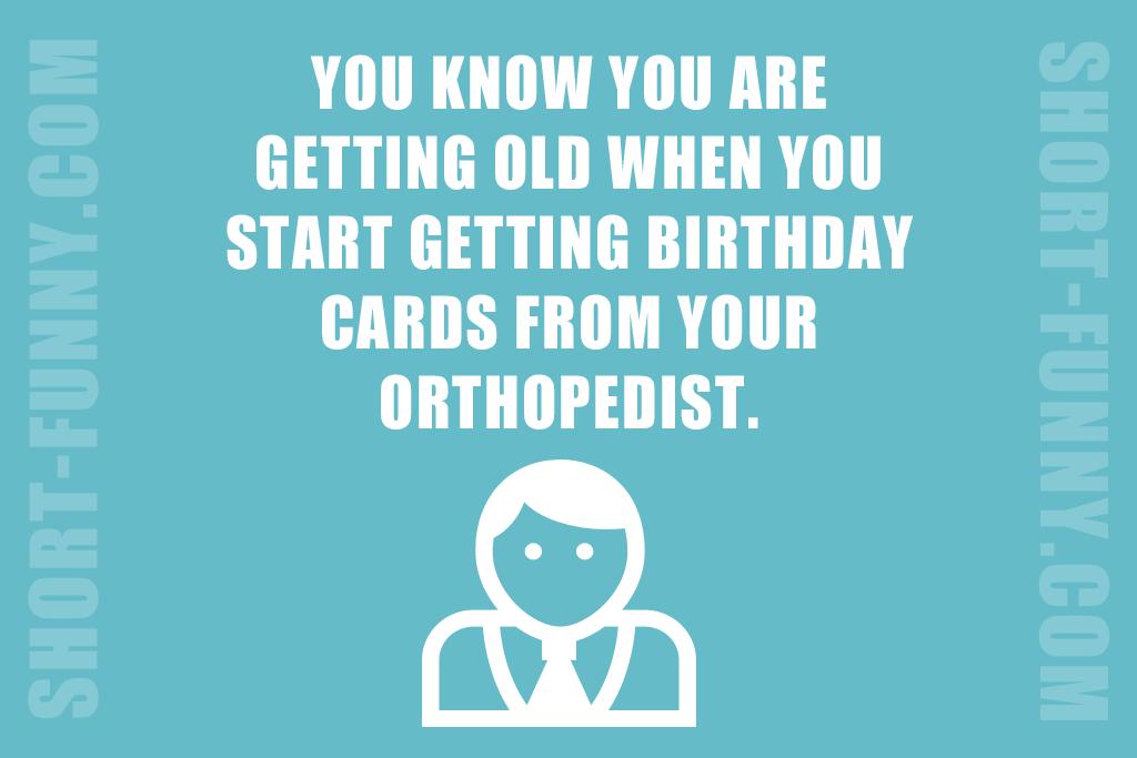 Humorously Mean Birthday Wish