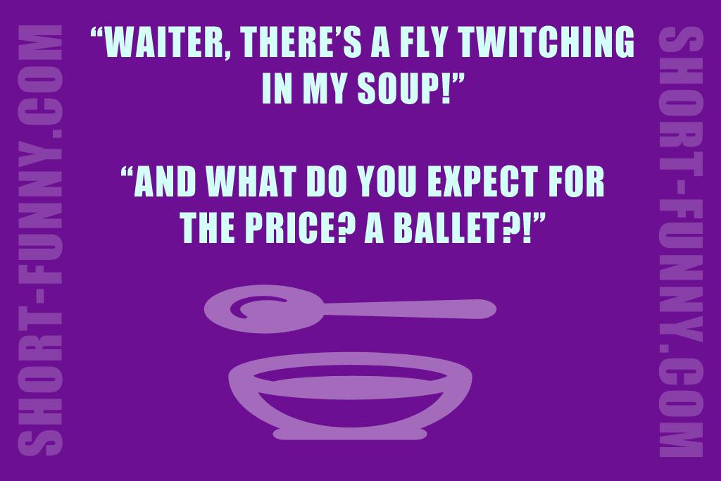 Fly humor