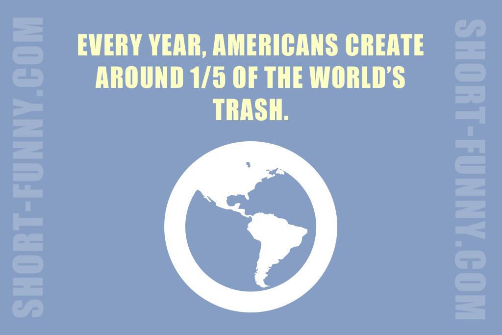 Grim trash fun fact