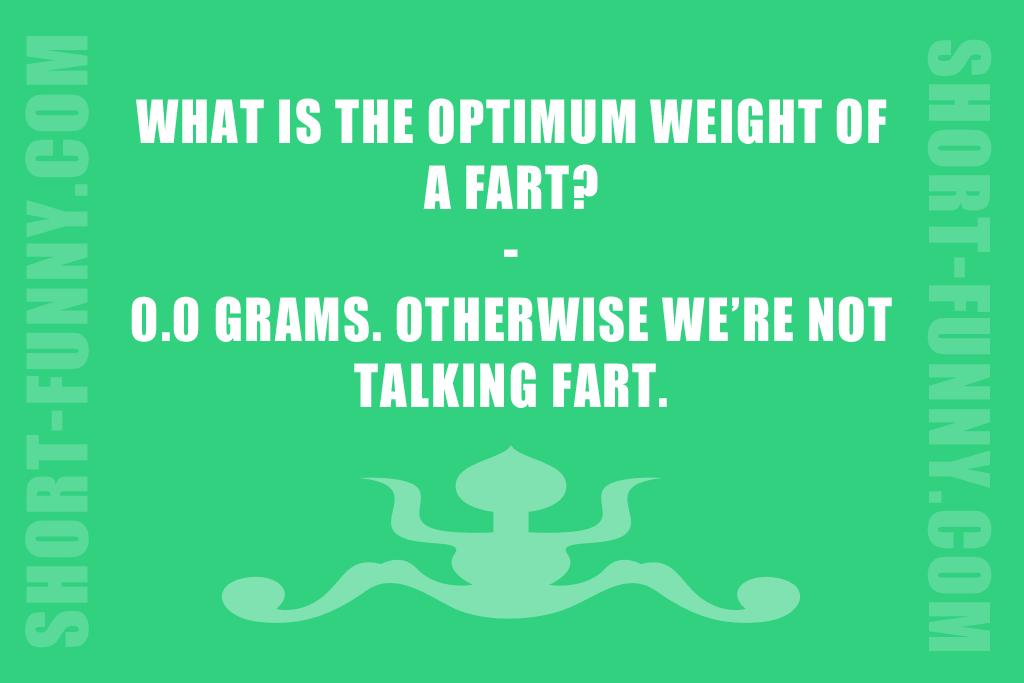Funny fart joke