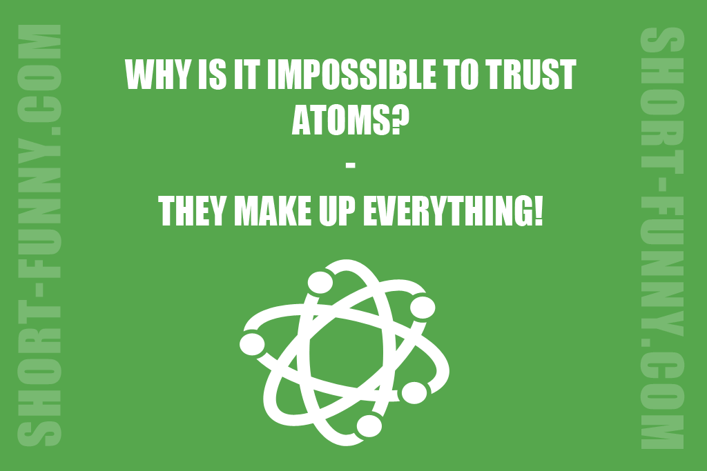 Funny Atomic Trust Issues