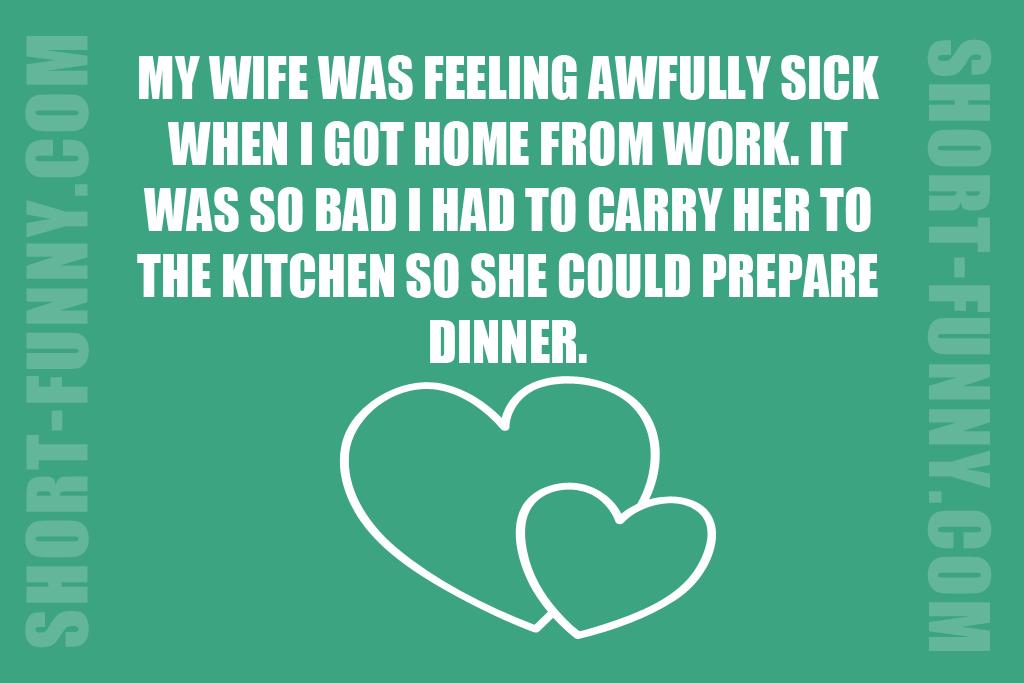 Helpful Husband Joke